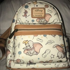 Disney by Loungefly: Dumbo bag collectible